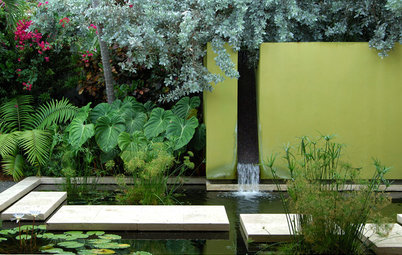 Wonderful Ways to Use Water in the Garden