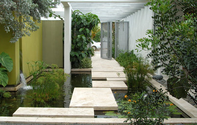 Gardens: 8 Modern-day Moats That Float Our Boats