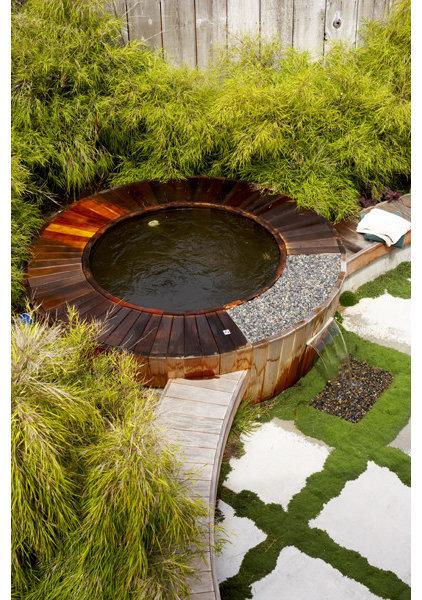 Modern Landscape Japanese Cottage