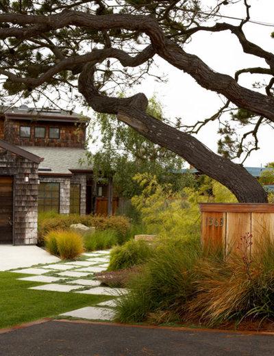 Minimalistisch Garten Japanese Cottage