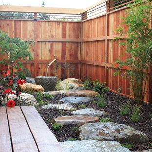 Удачное сочетание для дизайна помещения: маленький сад в восточном стиле - самое интересное для вас