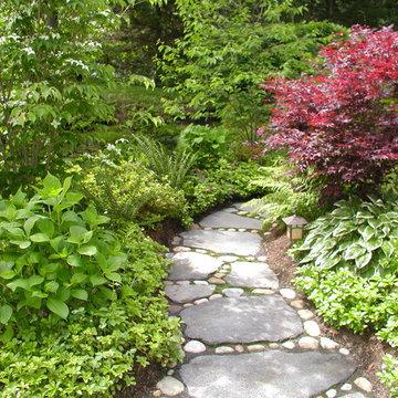 Japanese Garden, Amherst, MA