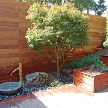 Japanese Garden Design and Installation