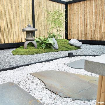 Japanese Garden in Manhattan