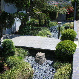 This is an example of an asian landscaping in San Diego.