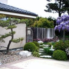 Asian Landscape by Kohei Owatari Design