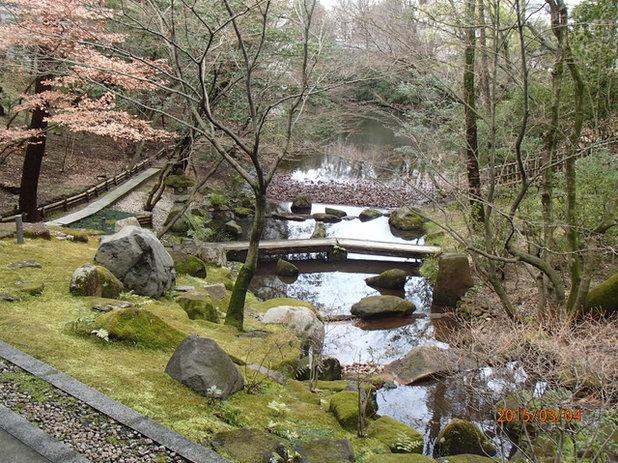 Traditional Landscape by Taketo Shoten Co., Ltd.