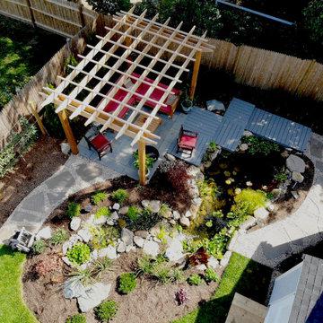 Japanese Inspired Backyard Santuary