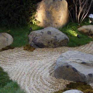 Photo of an asian garden in Chicago.