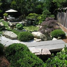 Asian Landscape by Hanselman Landscape and Gardens