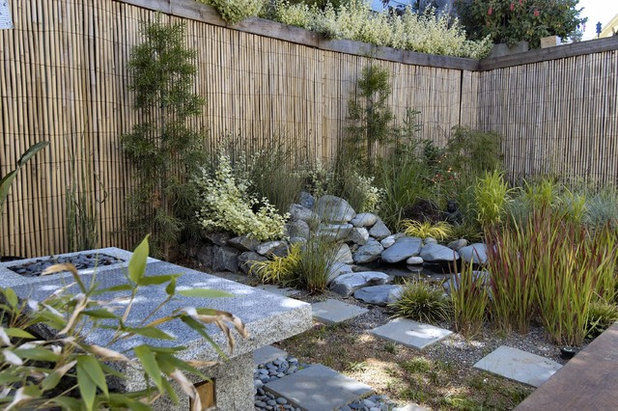 Asian Landscape by Mark Brand Architecture