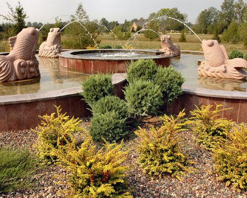 1920 garden design ideas renovations photos with gravel for Garden design 1920 s