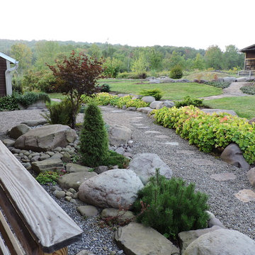 Japanese Style Stroll Garden