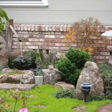 Japanese Zen Gardening