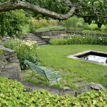Jardin historique
