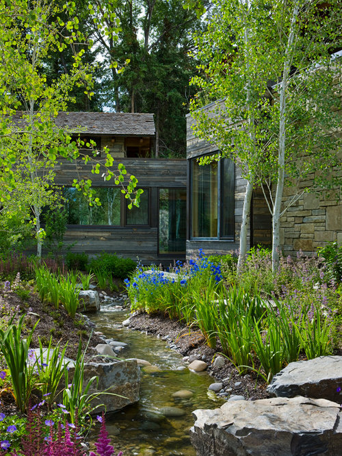 Country bank planting home design ideas photos for Jonathan alderson landscape architects