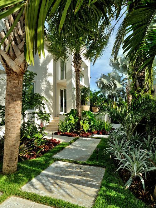 Tropical Landscape Houzz