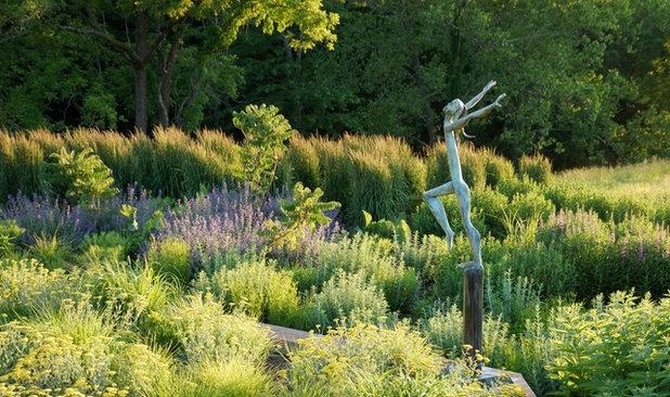 esculturas para jardin