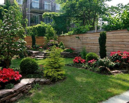 brownstone backyard houzz