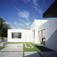 Modern Landscape by Kanner Architects - CLOSED