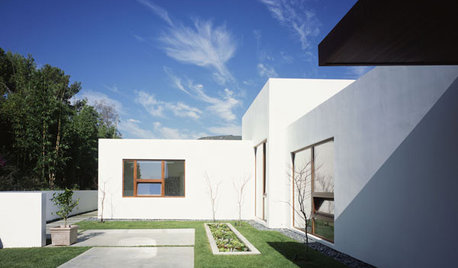 Exteriors on houzz tips from the experts for Modern alternatives to stucco