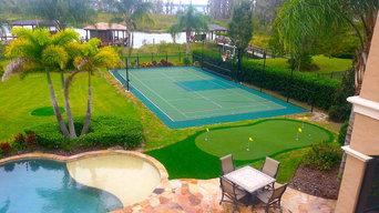 Kennes Point Sport Court& Putting Green