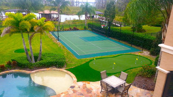 Kennes Point Sport Court& Putting Green