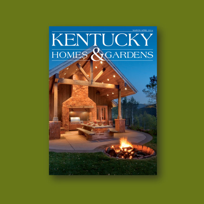 Kentucky Homes & Gardens Magazine (2014)