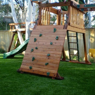 Kid Friendly Backyards/Playgrounds