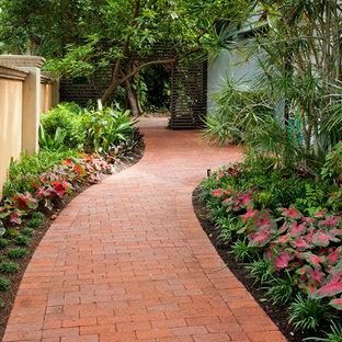 Tropenstil Garten in Portland