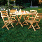Kingsley-Bate - Kingsley-Bate is America's leading manufacturer of outdoor teak furniture and accessories. Kingsley-Bate is committed to environmental responsibility and uses only premium quality kiln-dried Javanese and Burmese teak, as well as precise mortise and tenon joinery in the construction of their premium teak furniture.