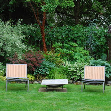 Contemporary Landscape by Simply Garden Design LLC