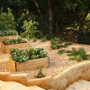 Giardino Mediterraneo Sudafrica Foto Idee Per Arredare E