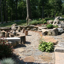 Traditional Landscape by Bahler Brothers