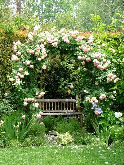 Romantique Jardin by katie moss landscape design