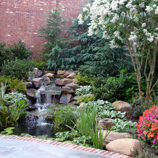Traditional Landscape by Bennett Design & Landscape