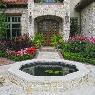 Idee per un giardino chic con fontane