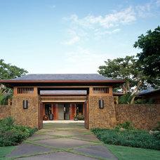 Tropical Landscape by Strata Landscape Architecture