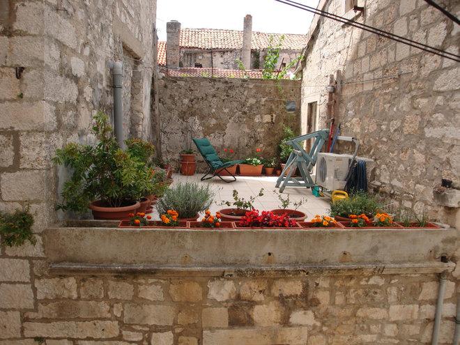 Mediterranean Landscape Korcula Patio.JPG