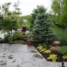 Craftsman Landscape by Pro Care Horticultural Services