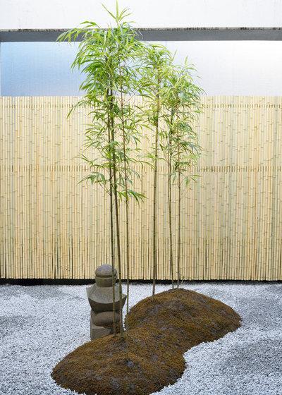 和室・和風 庭 by en景観設計株式会社/en landscape design