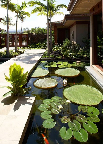 Tropicale Giardino by GM Construction, Inc.