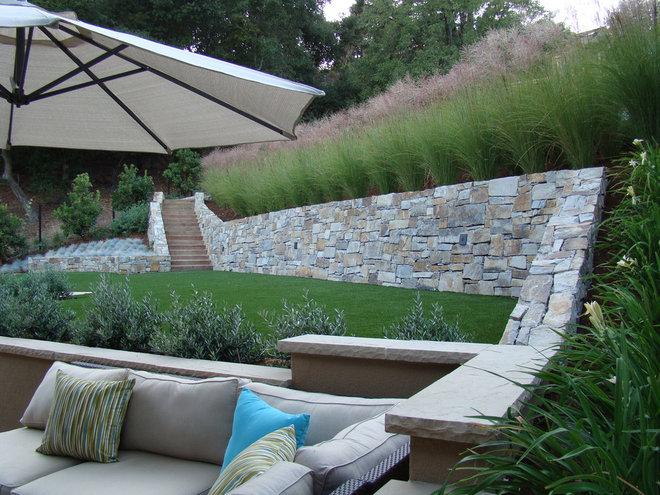 Contemporary Landscape by Randy Thueme Design Inc. - Landscape Architecture