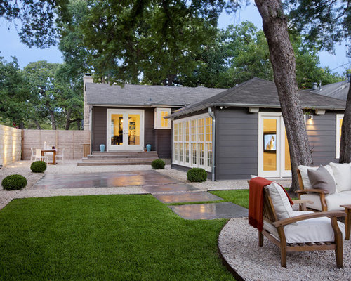 Ranch Home Landscape Design | Houzz