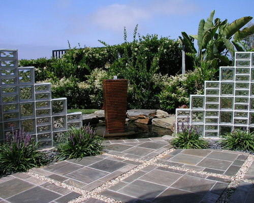 Windbreak ideas houzz for Garden windbreak designs