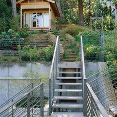 Modern Landscape by Levy Art & Architecture