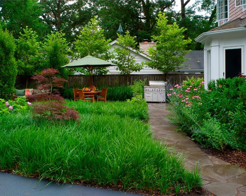 Lawn Alternatives For The Modern Yard: Liriope Home Design Ideas, Pictures, Remodel And Decor