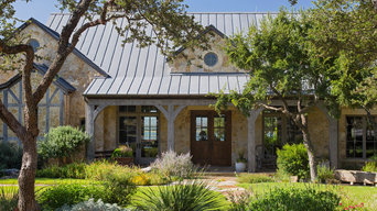 Lake Buchanan Ranch house