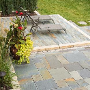 Fotos de jardines | Diseños de jardines en patio trasero con