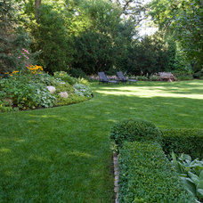Traditional Landscape by Rocco Fiore & Sons, Inc